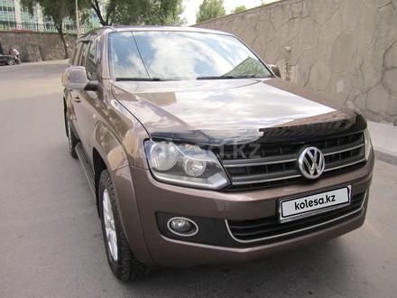 Volkswagen Amarok 2014 года за 13 000 000 тг. в Алматы – фото 10