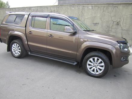 Volkswagen Amarok 2014 года за 13 000 000 тг. в Алматы – фото 2