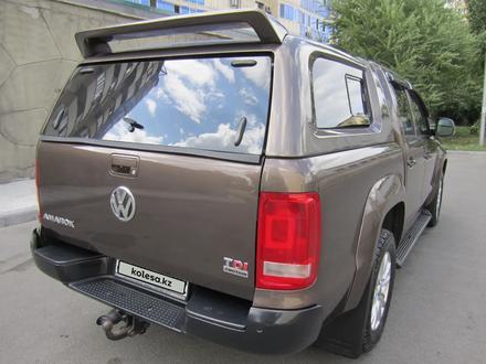 Volkswagen Amarok 2014 года за 13 000 000 тг. в Алматы – фото 9