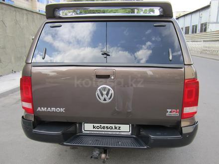 Volkswagen Amarok 2014 года за 13 000 000 тг. в Алматы – фото 15