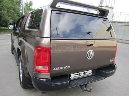 Volkswagen Amarok 2014 года за 13 000 000 тг. в Алматы – фото 19