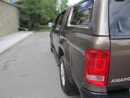 Volkswagen Amarok 2014 года за 13 000 000 тг. в Алматы – фото 14