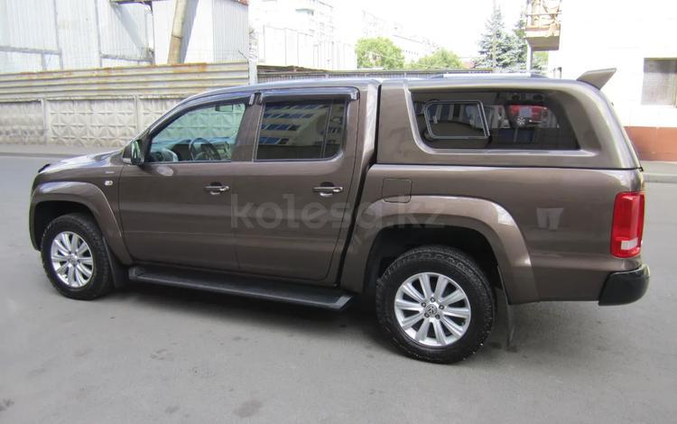 Volkswagen Amarok 2014 года за 13 000 000 тг. в Алматы