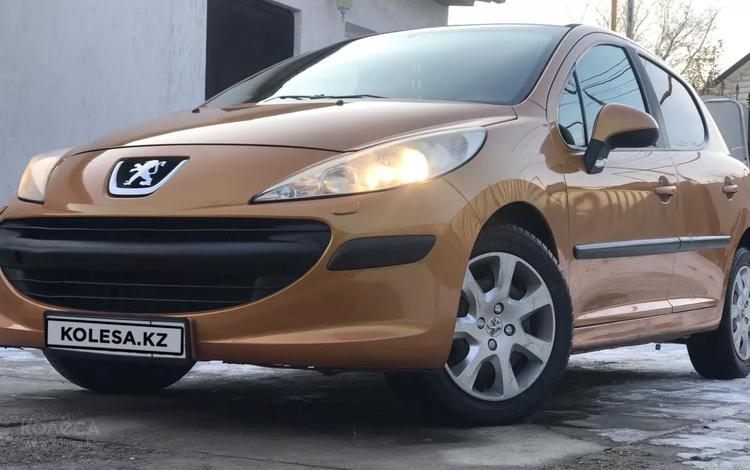 Peugeot 207 2007 года за 2 300 000 тг. в Алматы