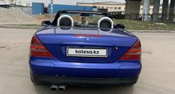 Mercedes-Benz SLK 230 1996 года за 2 000 000 тг. в Алматы – фото 3