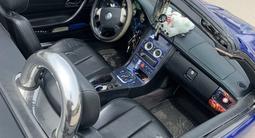 Mercedes-Benz SLK 230 1996 года за 2 000 000 тг. в Алматы – фото 5