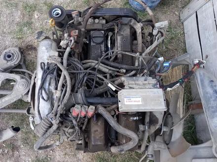Двигатель марк2 100 кузов 2.5 за 35 000 тг. в Алматы – фото 3