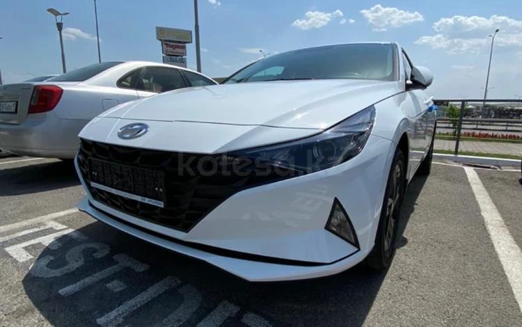 Hyundai Elantra 2021 года за 8 200 000 тг. в Шымкент