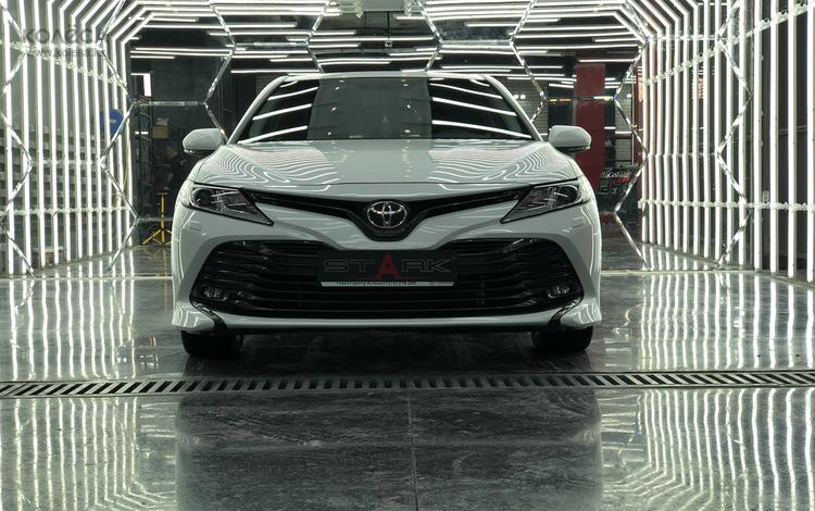 Toyota Camry 2018 года за 12 800 000 тг. в Нур-Султан (Астана)