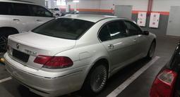 BMW 730 2006 года за 3 250 000 тг. в Алматы – фото 4