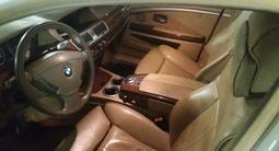 BMW 730 2006 года за 3 250 000 тг. в Алматы – фото 5