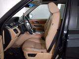 Land Rover Range Rover Sport 2007 года за 4 120 000 тг. в Алматы – фото 4