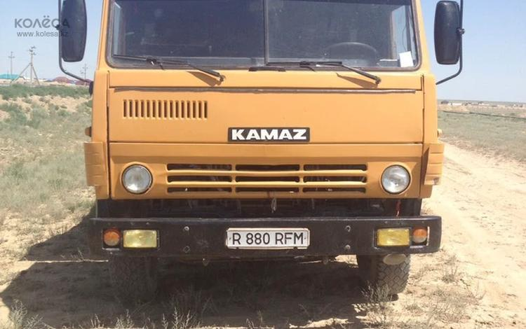КамАЗ 1989 года за 3 000 000 тг. в Актау