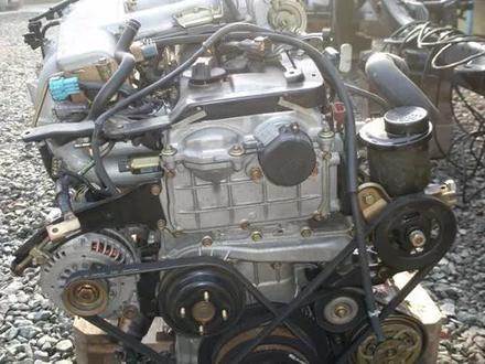 Двигатель (коробка) НИССАН Патрол 4, 8 бензин Y61 TB48 за 555 тг. в Алматы