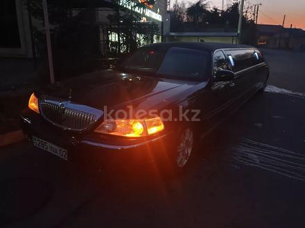 Lincoln Town Car 2007 года за 4 000 000 тг. в Алматы – фото 3