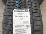 245-40-18 перед и зад 265-35-18 Continental contiwintercontact TS 850p за 73 750 тг. в Алматы