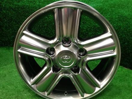 Новые авто диски р18 Toyota LC200-100, Lexus LX570-470 за 145 000 тг. в Алматы – фото 2