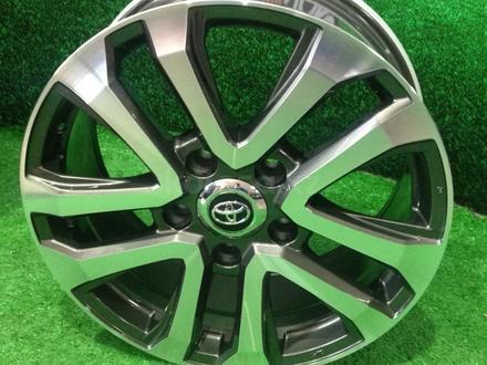 Новые авто диски р18 Toyota LC200-100, Lexus LX570-470 за 145 000 тг. в Алматы – фото 3
