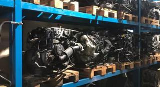 Двигатель На Мерседес м272 объем 3, 5 в Алматы