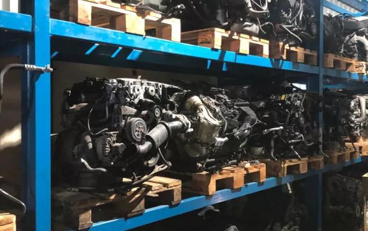 Двигатель На Мерседес м272 объем 3, 5 за 80 000 тг. в Алматы