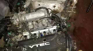 Двигатель и акпп хонда срв одиссей в Алматы