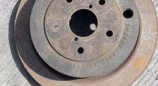Задний тормозной диск на Трибеку за 6 500 тг. в Алматы
