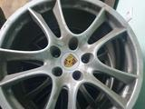 Диски на Porsche Cayenne за 360 000 тг. в Алматы – фото 2