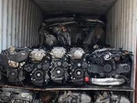 Мотор К24 Двигатель Honda CR-V (хонда СРВ) двигатель 2, 4… за 98 500 тг. в Алматы