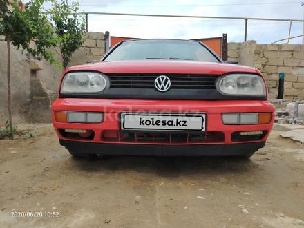 Volkswagen Golf 1996 года за 1 300 000 тг. в Актау