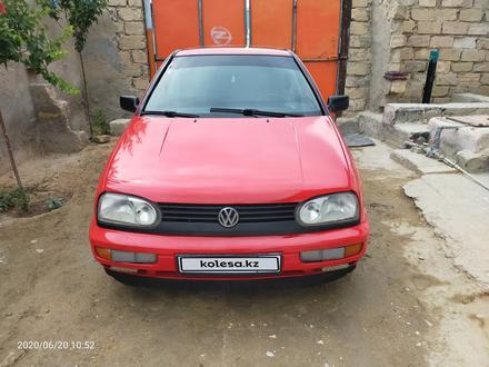 Volkswagen Golf 1996 года за 1 300 000 тг. в Актау – фото 6