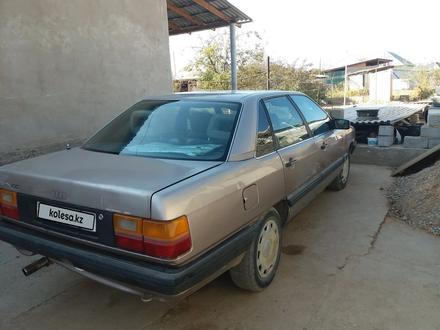 Audi 100 1987 года за 580 000 тг. в Шымкент – фото 2