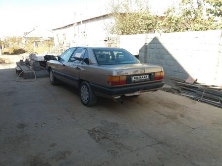 Audi 100 1987 года за 580 000 тг. в Шымкент – фото 4