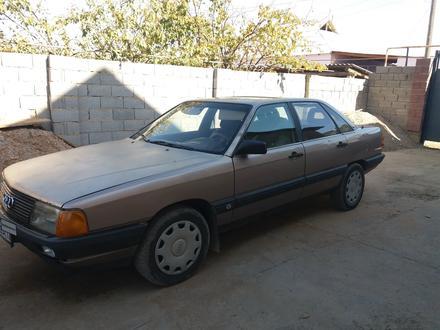Audi 100 1987 года за 580 000 тг. в Шымкент – фото 5
