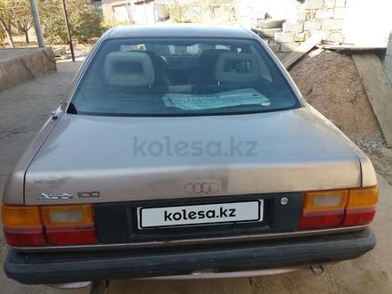 Audi 100 1987 года за 580 000 тг. в Шымкент – фото 6