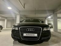 Audi A8 2011 года за 12 500 000 тг. в Алматы