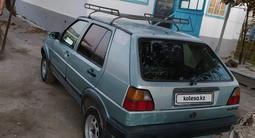 Volkswagen Golf 1990 года за 650 000 тг. в Тараз – фото 4