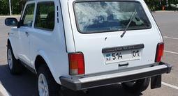 ВАЗ (Lada) 2121 Нива 2014 года за 2 200 000 тг. в Нур-Султан (Астана) – фото 4