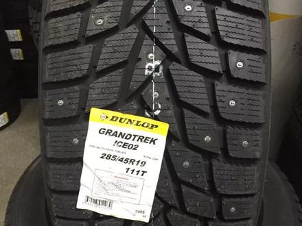Шины Dunlop 255/50/-285/45/r19 Ice-02 за 300 000 тг. в Алматы