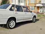 ВАЗ (Lada) 2115 (седан) 2011 года за 1 050 000 тг. в Костанай – фото 3