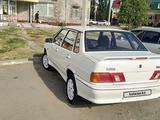ВАЗ (Lada) 2115 (седан) 2011 года за 1 050 000 тг. в Костанай – фото 4