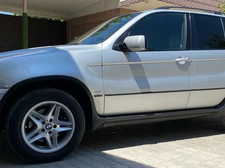 BMW X5 2001 года за 4 200 000 тг. в Шымкент – фото 10