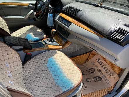 BMW X5 2001 года за 4 200 000 тг. в Шымкент – фото 7