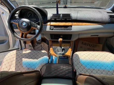 BMW X5 2001 года за 4 200 000 тг. в Шымкент – фото 8