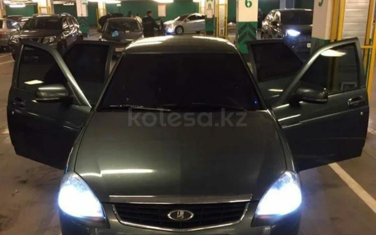ВАЗ (Lada) 2172 (хэтчбек) 2010 года за 1 250 000 тг. в Актобе