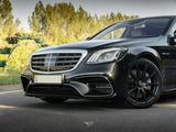 Mercedes-Benz S 63 AMG 2015 года за 39 800 000 тг. в Алматы – фото 3