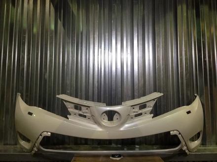 Бампер передний Toyota Rav4 за 55 000 тг. в Костанай