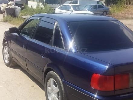 Audi 100 1991 года за 1 700 000 тг. в Аксай – фото 6