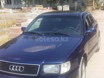 Audi 100 1991 года за 1 700 000 тг. в Аксай – фото 7