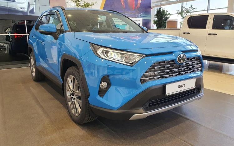 Toyota RAV 4 2020 года за 16 360 000 тг. в Алматы