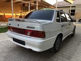 ВАЗ (Lada) 2115 (седан) 2010 года за 2 350 000 тг. в Тараз – фото 4
